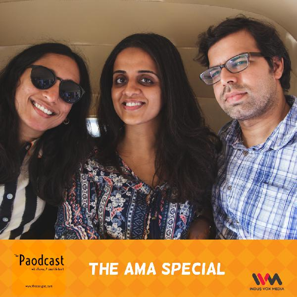 Ep. 75: The AMA Special