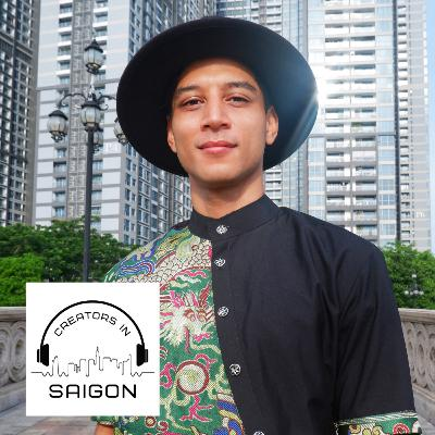 From the Art of Dancing to the Art of Slowing Down with Latin Dancer and Third Culture Kid Marc Nguyen