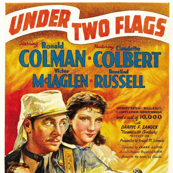 Under Two Flags - Lux Radio Theater - Herbert Marshall - Olivia DeHavilland - Radio Dramas of Classic Films