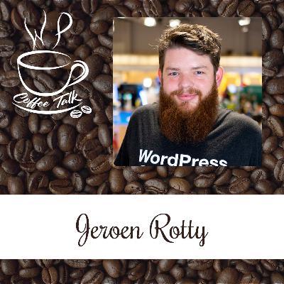 Ep 109 WPCoffeeTalk: Jeroen Rotty