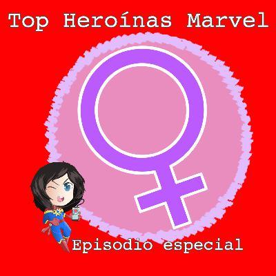 Especial Heroínas Marvel