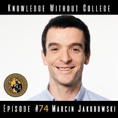 KWC #074 Marcin Jakubowski