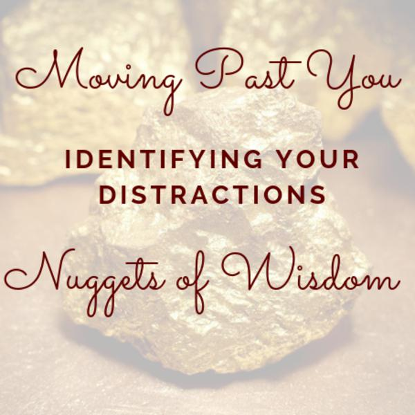 Identifying Your Distractions