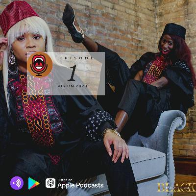 E GO Loud with Hope & Fatou J -Vision 2020