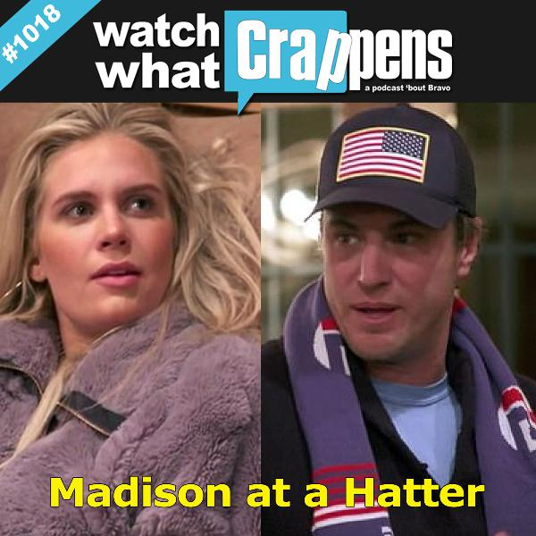 Southern Charm: Madison at a Hatter