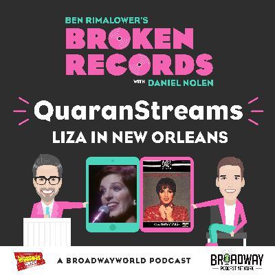 Episode 36: QuaranStreams (Liza in New Orleans)