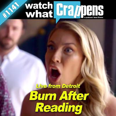 PumpRules: Burn After Reading - Live from Detroit!