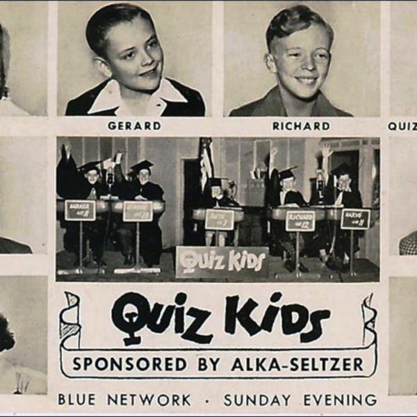 Chesterton Kids Podcast - Let's Pretend - Jack Armstrong - Quiz Kids