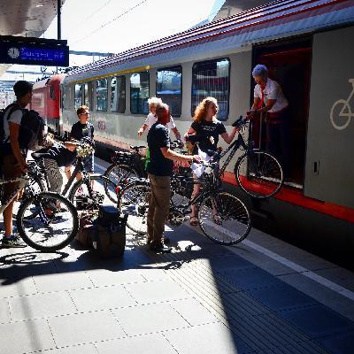 #108: Rower w autobusie i w pociągu