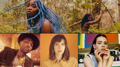 New Mix: Jomoro With Sharon Van Etten, Naia Izumi, Laura Stevenson, More