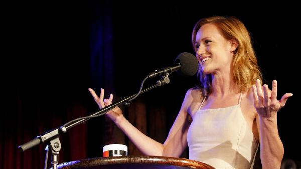 Kerry Bishé: Halt And Catch Science