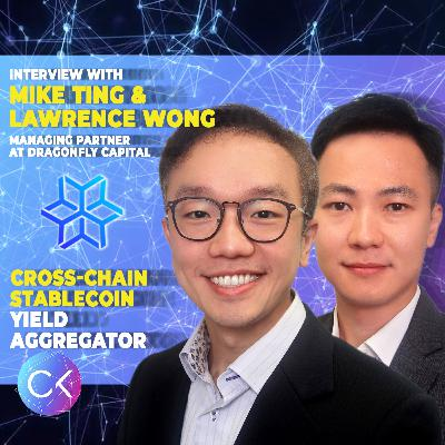 💎Cross-chain stablecoin yield aggregator (w/ Mike Ting, Lawrence Wong & Constantin Kogan)