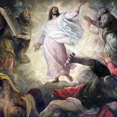 The Transfiguration - The Congregation at Prayer for July 28, 2020