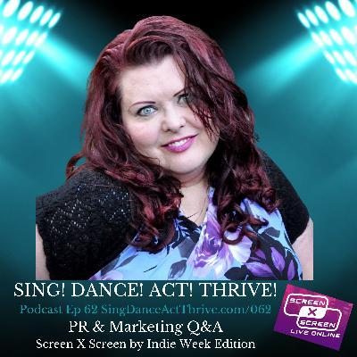 Music PR & Marketing Q&A Screen x Screen Edition