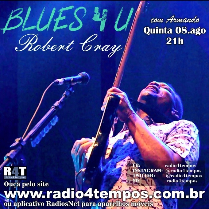 Rádio 4 Tempos - Blues 4 U 12:Rádio 4 Tempos