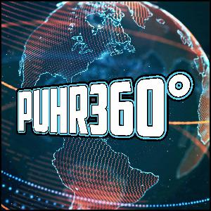 Puhr 360° 043 - Comedy and Politics