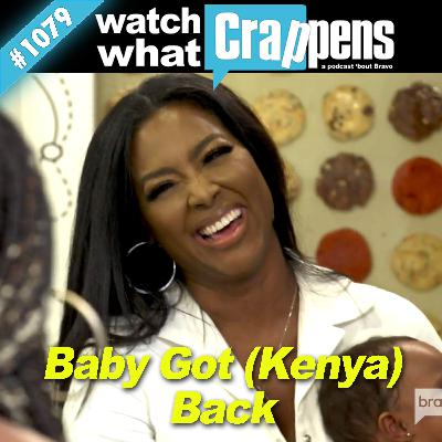 RHOA: Baby Got (Kenya) Back