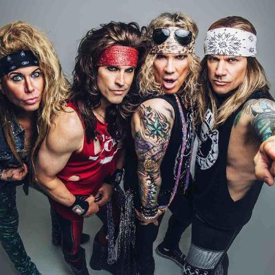 #490 MTRS - Steel Panther - Corner of Sanctuary - back to the vault show