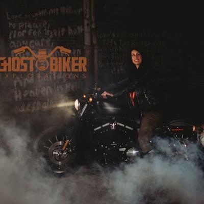 169: Miranda Young - Ghost Biker Explorations