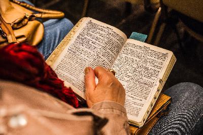 Preparing for Lent 2021 Day Seven: February 14, 2021