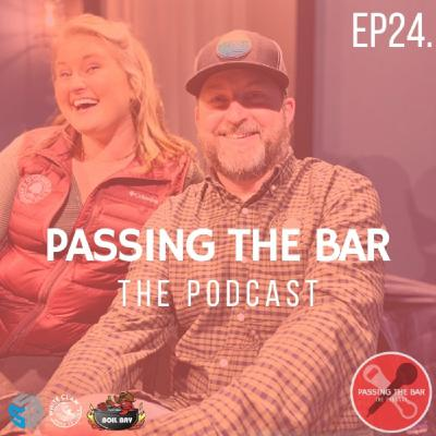 Ep24.  A Proper Laugh With O'Connor Brewing Company!