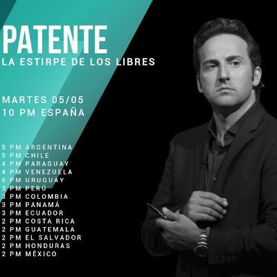 1x16 Patente #LaEstirpedelosLibres