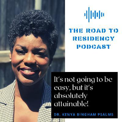 Episode 2 - Dr. Kenya Bingham Psalms