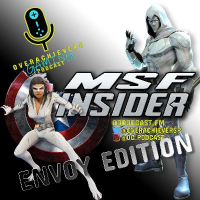 MSF Insider 52: Shadowland Faction (White Tiger & Moon Knight)