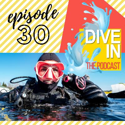 "Episode 30: ""Sidemount Good, Drug Dealing Bad"" with April Weickert"
