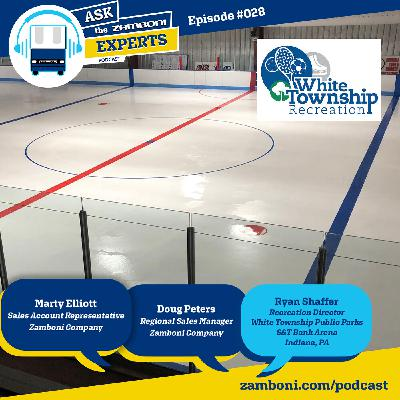 Episode #028: Ryan Shaffer of White Township Recreation