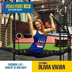 EP001: Australian Ninja with guest Olivia Vivian - The No Xcuses Show