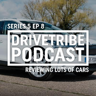 S05E08: We review loads of cars and talk about YouTuber life