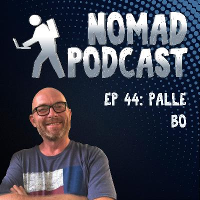 Ep 44: At age 50 embarking on a nomadic quest to visit every country in the world