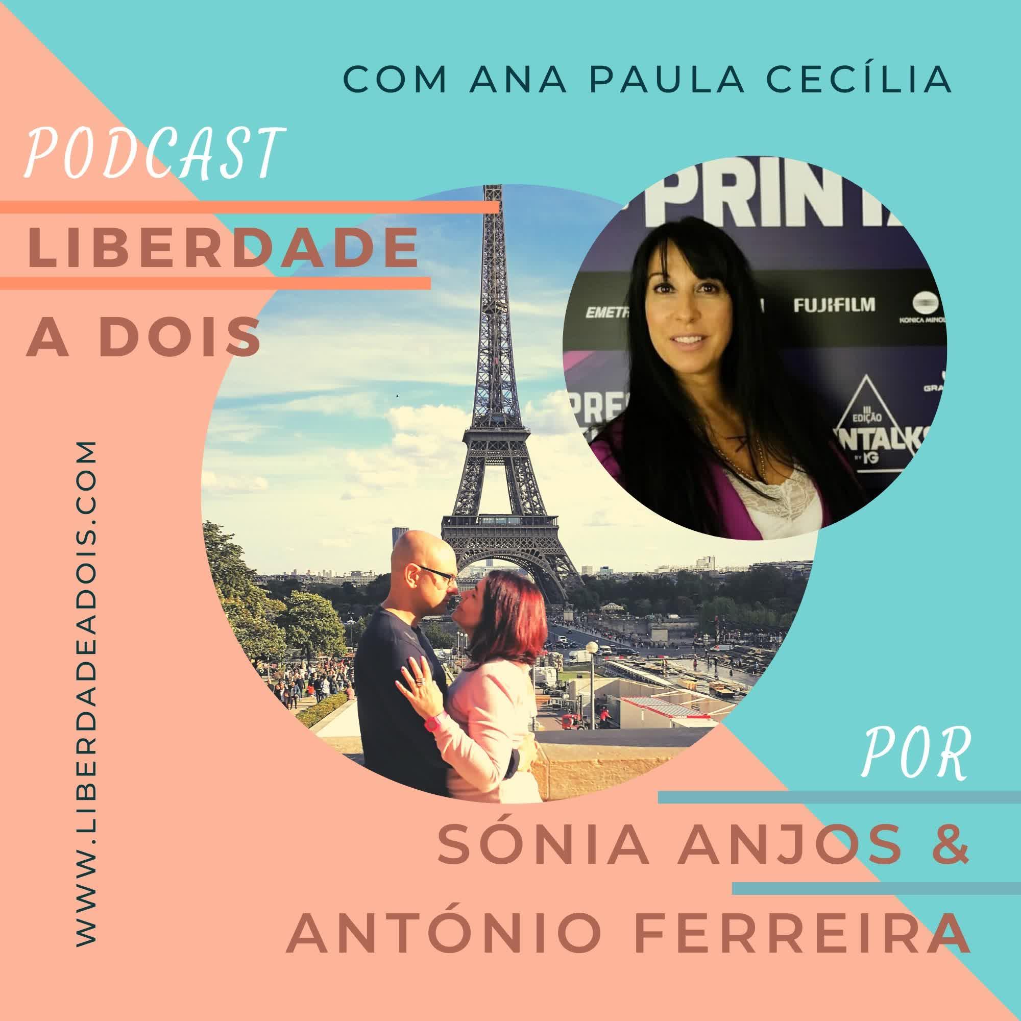 # 28 - Ana Paula Cecília CEO da ULTRAPRINT - Realidade Aumentada
