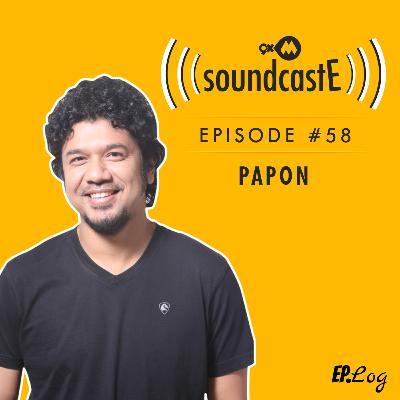 Ep.58: 9XM SoundcastE - Papon