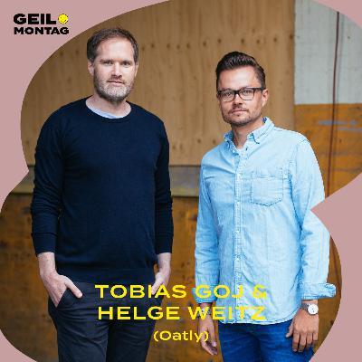 Tobias Goj & Helge Weitz (Oatly): Wie wollt ihr mit Hafermilch den Klimawandel stoppen?