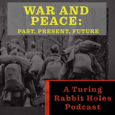 War and Peace: Past, Present, Future- A discussion on Alex's Science Fiction Trilogy