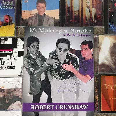 EPISODE #39: ROBERT CRENSHAW