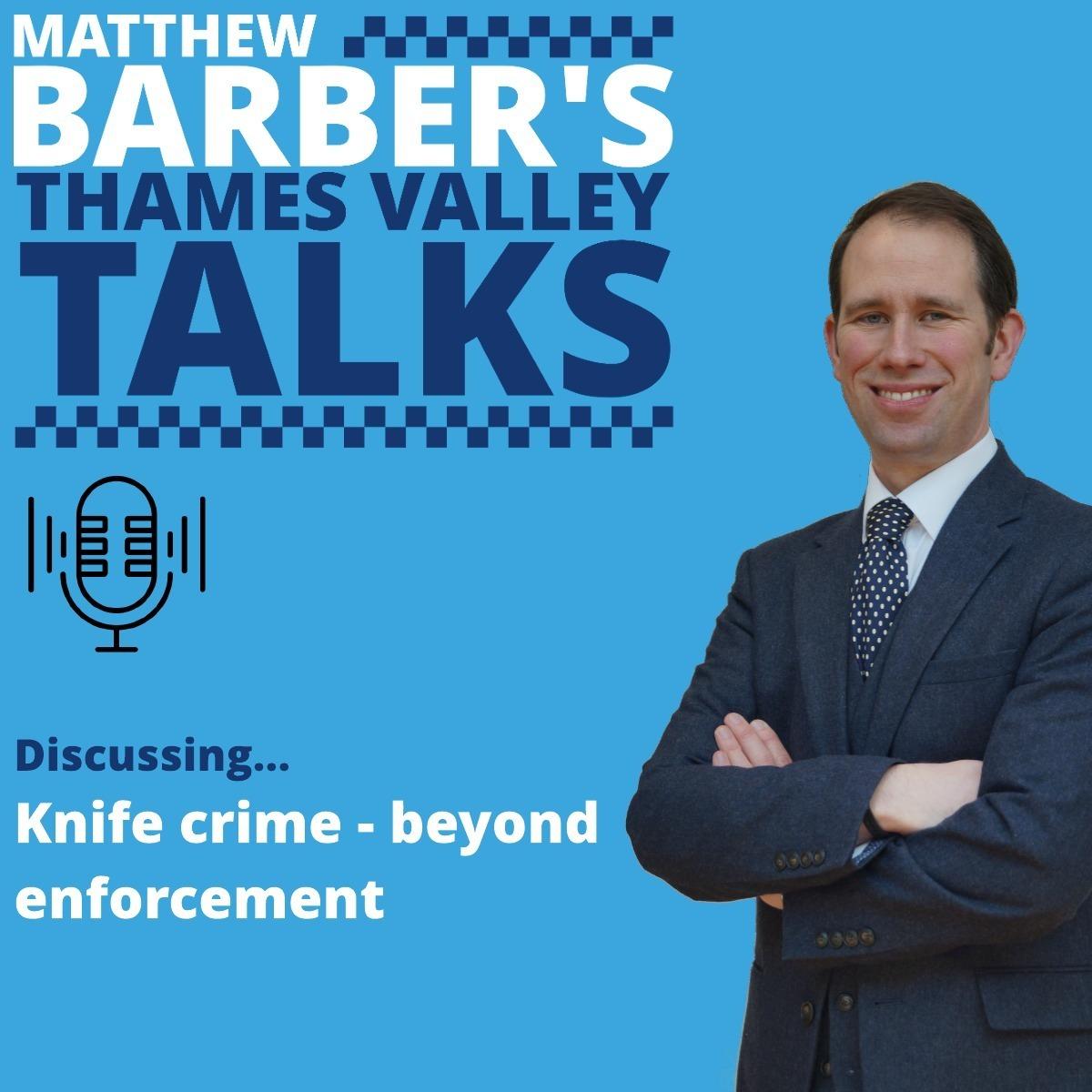 Knife crime - going beyond enforcment