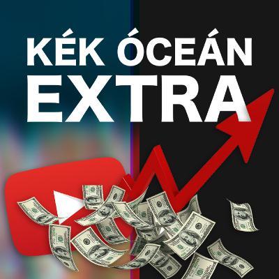 Reagáltam a kritikákra & Youtube csatorna felfuttatása | Kék Óceán podcast Extra #43