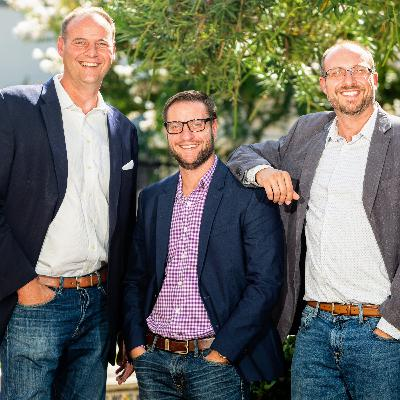 How three brothers grew their Rx merger & acquisition business | Jared, Justin, & Joel Rhoads