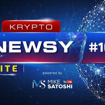 Krypto Newsy Lite #104   11.11.2020   Bitcoin atakuje $16k, Mega wtopa! Ethereum padło po hard forku! OKEx niby wrócił, ale nie działa!