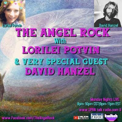 The Angel Rock With Lorilei Potvin & David Hanzel