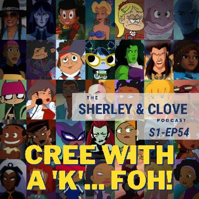 Cree with a 'K'... foh!