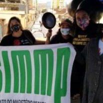 Prefeitura de Vitória da Conquista corta salários de diretoras  do Sindicato do magistério (SIMMP): entrevista com as professoras dirigentes do sindicato (Aliny e Nívia)