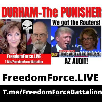 Durham The Punisher Part 2  9.19.21