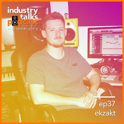ep37 - Producer Ekzakt (PARTYNEXTDOOR, 6lack) on Why You Shouldn't Count on a Deal Until It's Signed