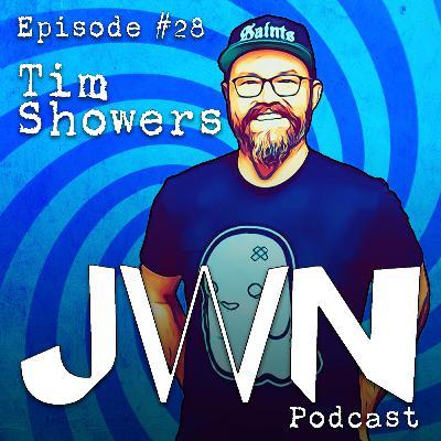 JWN #28 Tim Showers