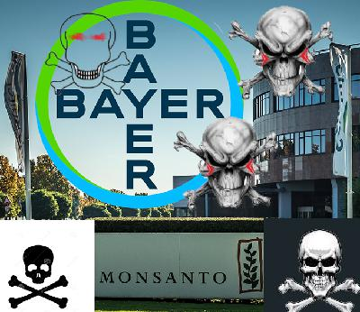 Episode 39:  (The Dark History of Bayer and Monsanto)