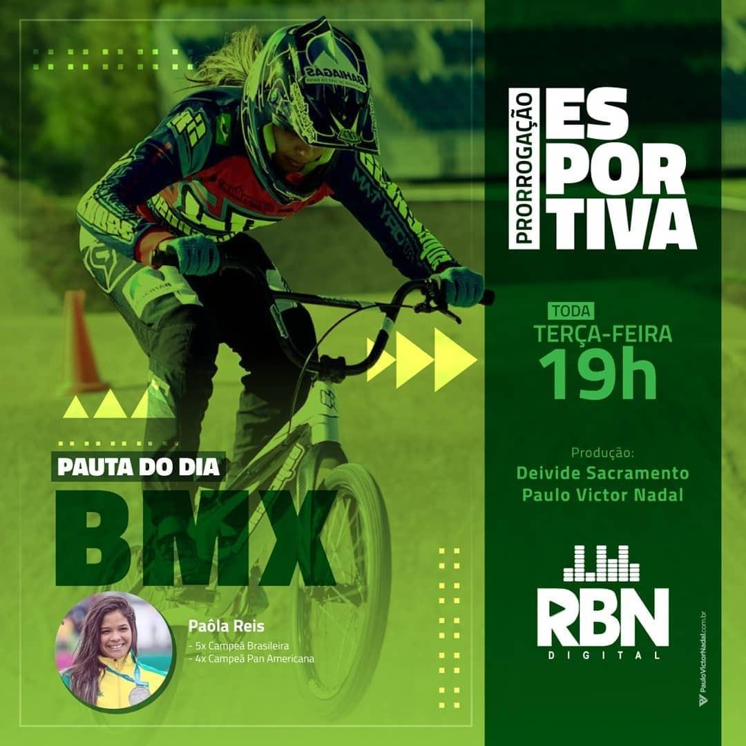 Prorrogação Esportiva #19 BMX